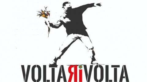 VOLTA E RIVOLTA – CASA DEGLI ARTISTI – GOLA DEL FURLO